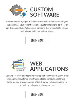 Website copy for the CSW Solution's home page.