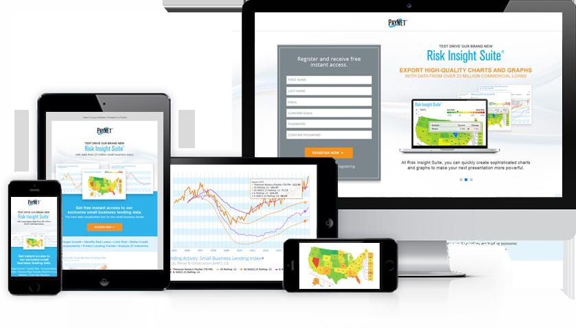 PayNet Responsive Site Across Various Platforms