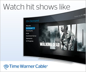 TWC On Demand HTML5 Animated Ad