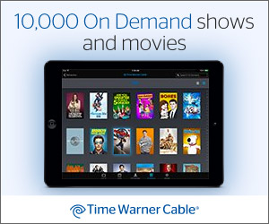 TWC TV HTML5 Animated Ad