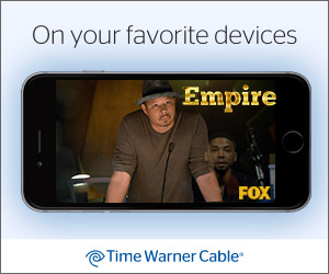 TWC TV HTML5 Animated Ad