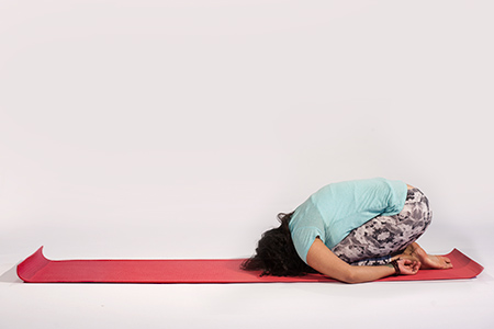 Digital Yoga pose: Wifi Down