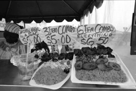 Lollapalooza 1994 - Food