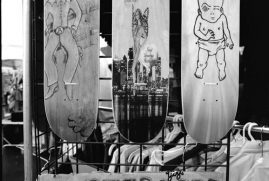 Lollapalooza 1994 - Skateboards for Sale